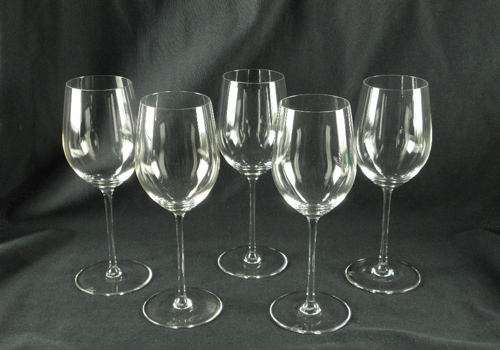 5 riedel sommeliers weingl ser 4400 0 chablis mature. Black Bedroom Furniture Sets. Home Design Ideas