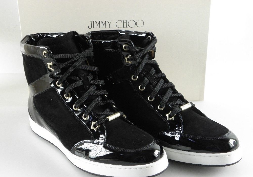 jimmy choo schuhe sneaker aufladen und. Black Bedroom Furniture Sets. Home Design Ideas