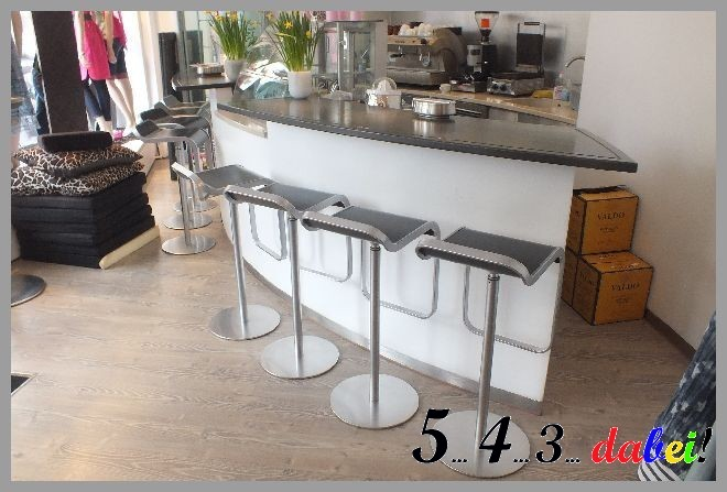 bar theke tresen bartheke mit k hlung oval corian ebay. Black Bedroom Furniture Sets. Home Design Ideas