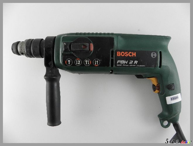 bosch pbh 2 r bohrmaschine bohrhammer 580w ebay. Black Bedroom Furniture Sets. Home Design Ideas
