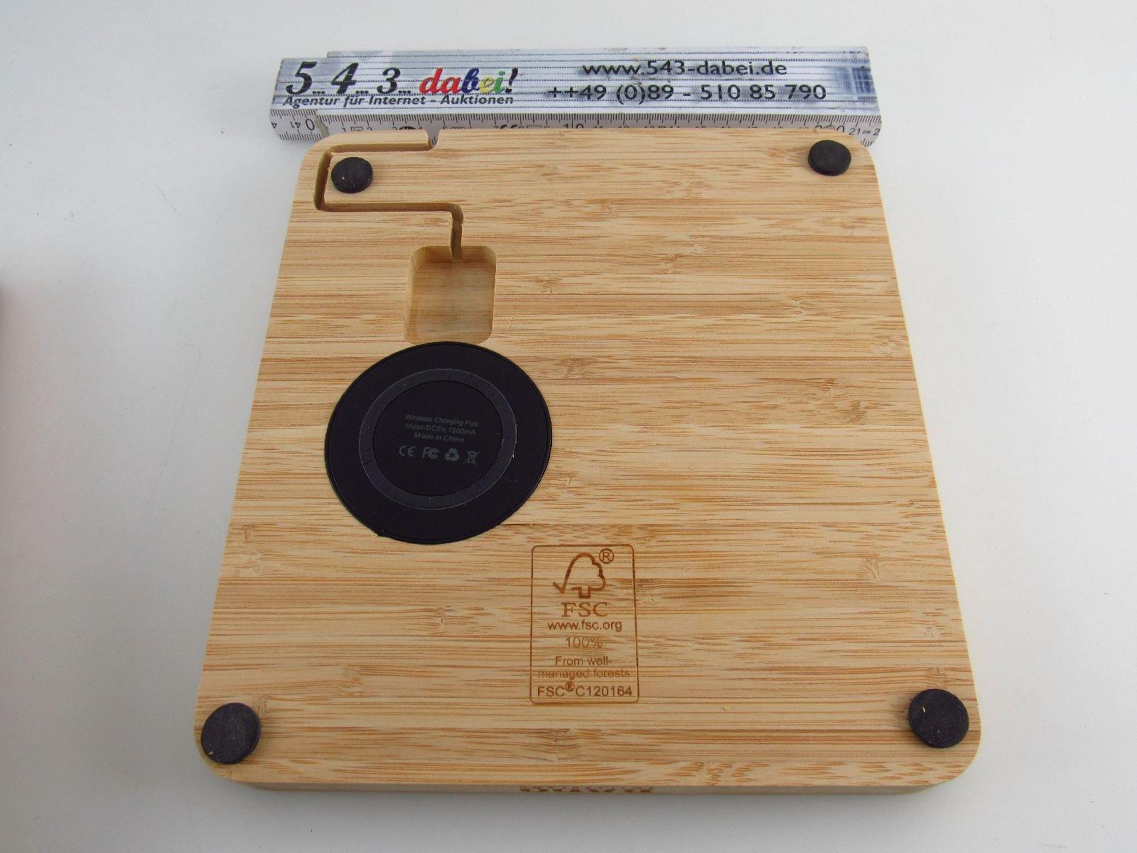 rado kabellose handy smartphone mobiltelefon ladestation. Black Bedroom Furniture Sets. Home Design Ideas