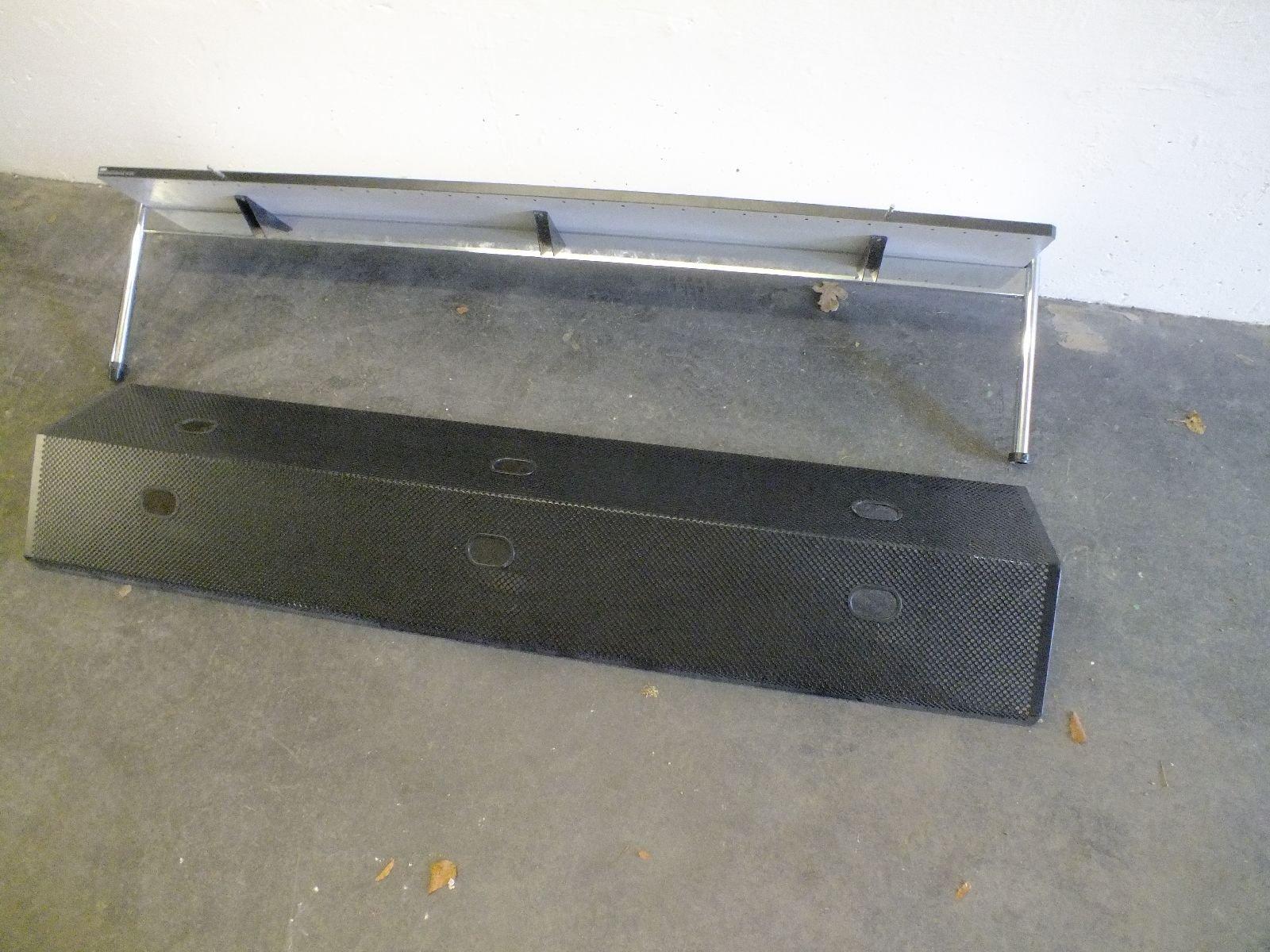 Usm Haller Schreibtischaufsatz Sichtschutz Ablage 170 Cm Ebay