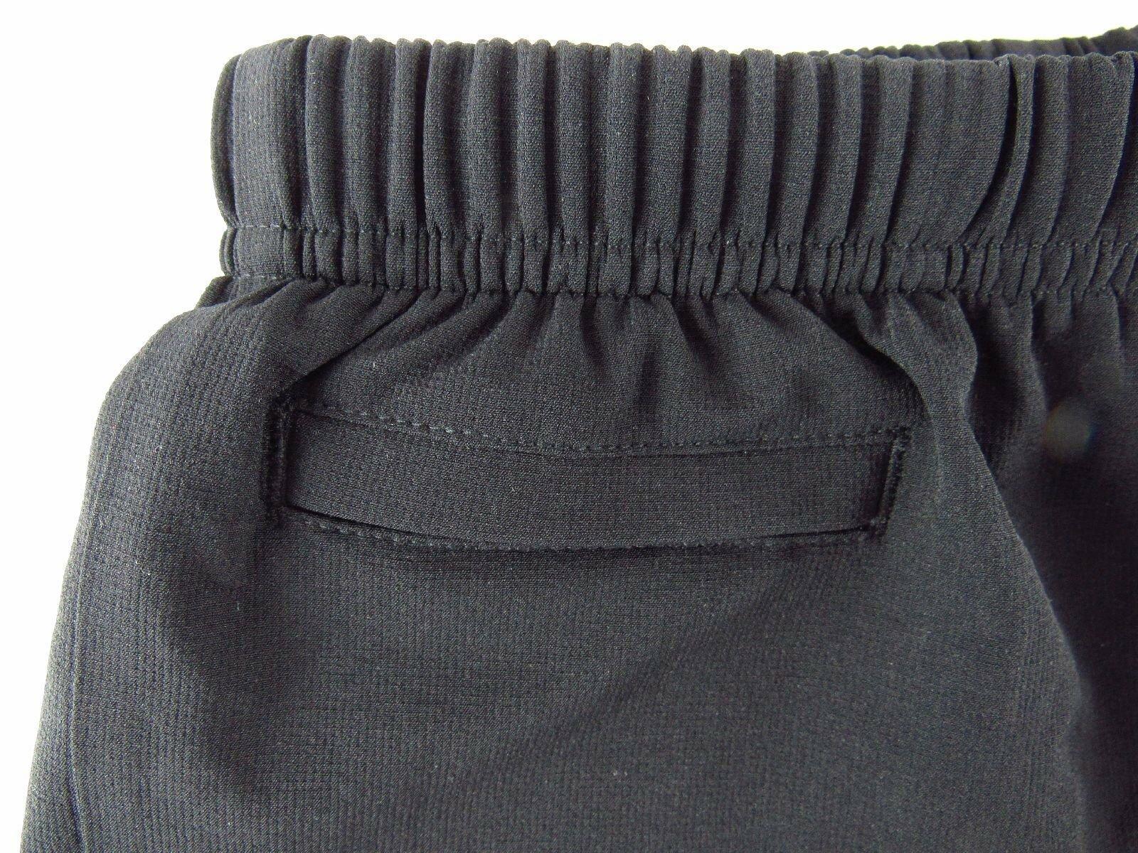 ERTLRENZ Long Short Gr S Shorts Sporthose Fitnesshose Laufhose Unisex black NEU